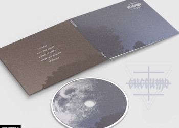 Projekt okładki płyty cd digipack Succumb - Chasm